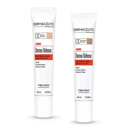 Derma defense DD creme light spf50+ 40ml