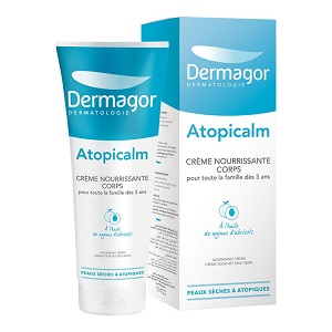 Dermagor Atopicalm crème nourrissante corps 250 ml