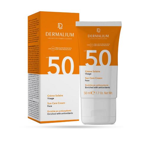 Dermalium Ecran solaire spf50+ 50ml