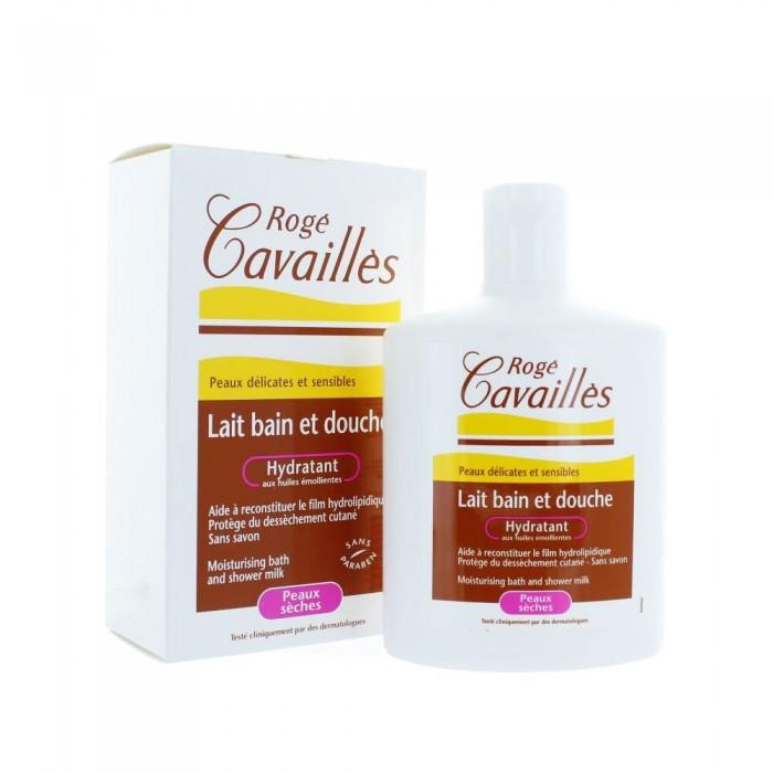Rogé Cavaillès Lait Bain et Douche Hydratant 300ml