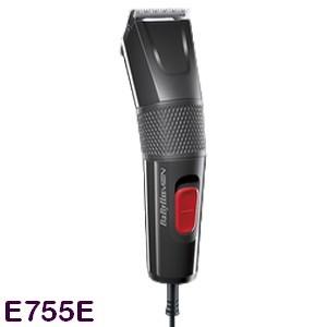 Babyliss Tondeuse Cheveux - Tondeuse ergonomique filaire E755E