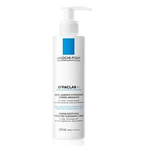 LA ROCHE-POSAY EFFACLAR H crème lavante hydratante dermo-apaisante 200ml