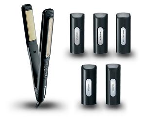 Panasonic Fer à lisser adapté à plusieurs coiffures EH-HW58