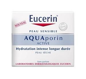 EUCERIN AQUAporin ACTIVE Soin Hydratant Peau Sèche Nuit 50ml
