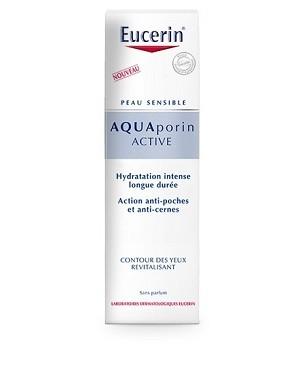 Eucerin Aquaporin Active Contour des yeux revitalisant 15ml