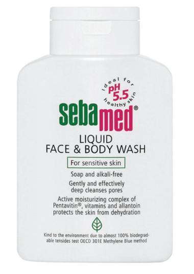 Sebamed Emulsion Nettoyante pour visage et corps (200 ml)