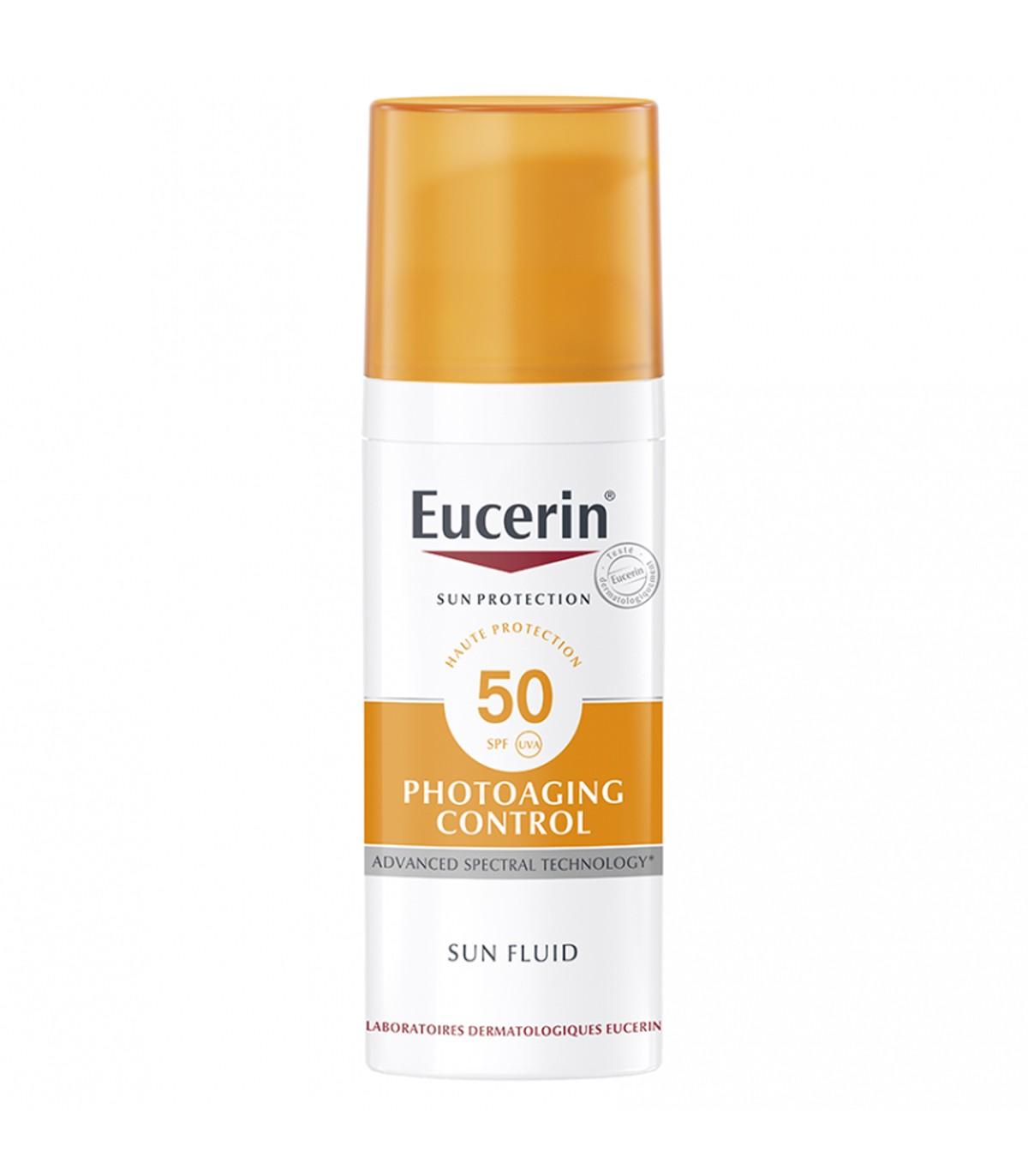 Eucerin sun fluide anti-age 50ml