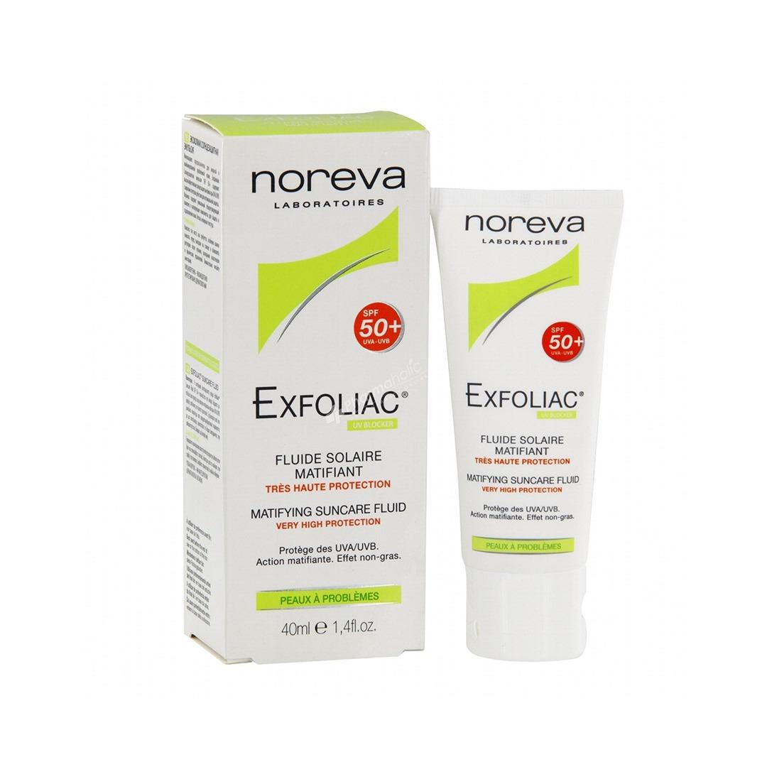 Exfoliac Ecran Fluide 50+ 40Ml