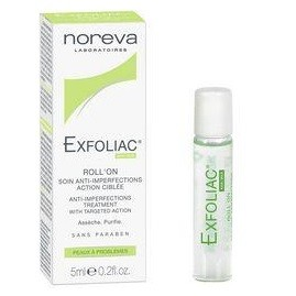 Exfoliac Roll-on Soin Anti-Imperfections Action Ciblée 5 ml