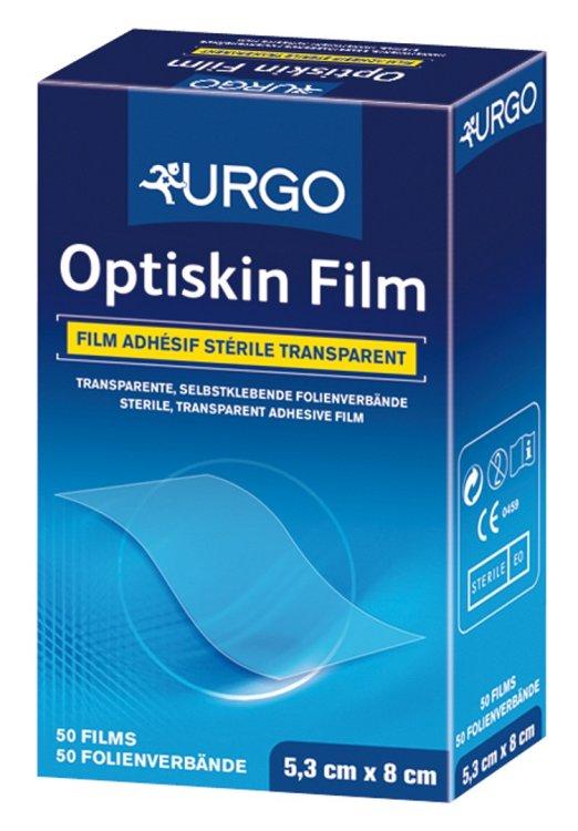 Urgo Optiskin Film 5,3 x 8 cm boite de 50