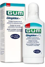 GUM Bain de Bouche GINGIDEX 300 ml