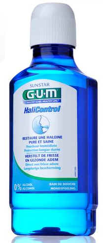 Gum HaliControl Bain de Bouche 300 ml
