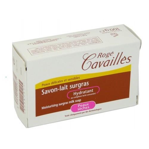 Rogé Cavaillès Savon-Lait Surgras Hydratant 100g