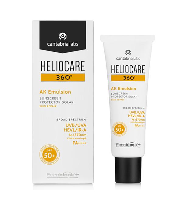 Heliocare 360° Ak Emulsion spf50+ 50ml