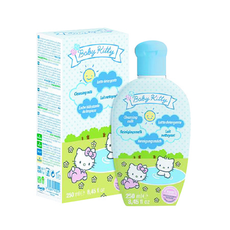 Hello Kitty Lait Nettoyant Flacon 250 ml