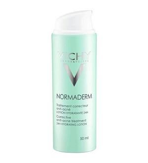 Vichy Normaderm traitement correcteur anti-acné lotion hydratante 24h (50ml)