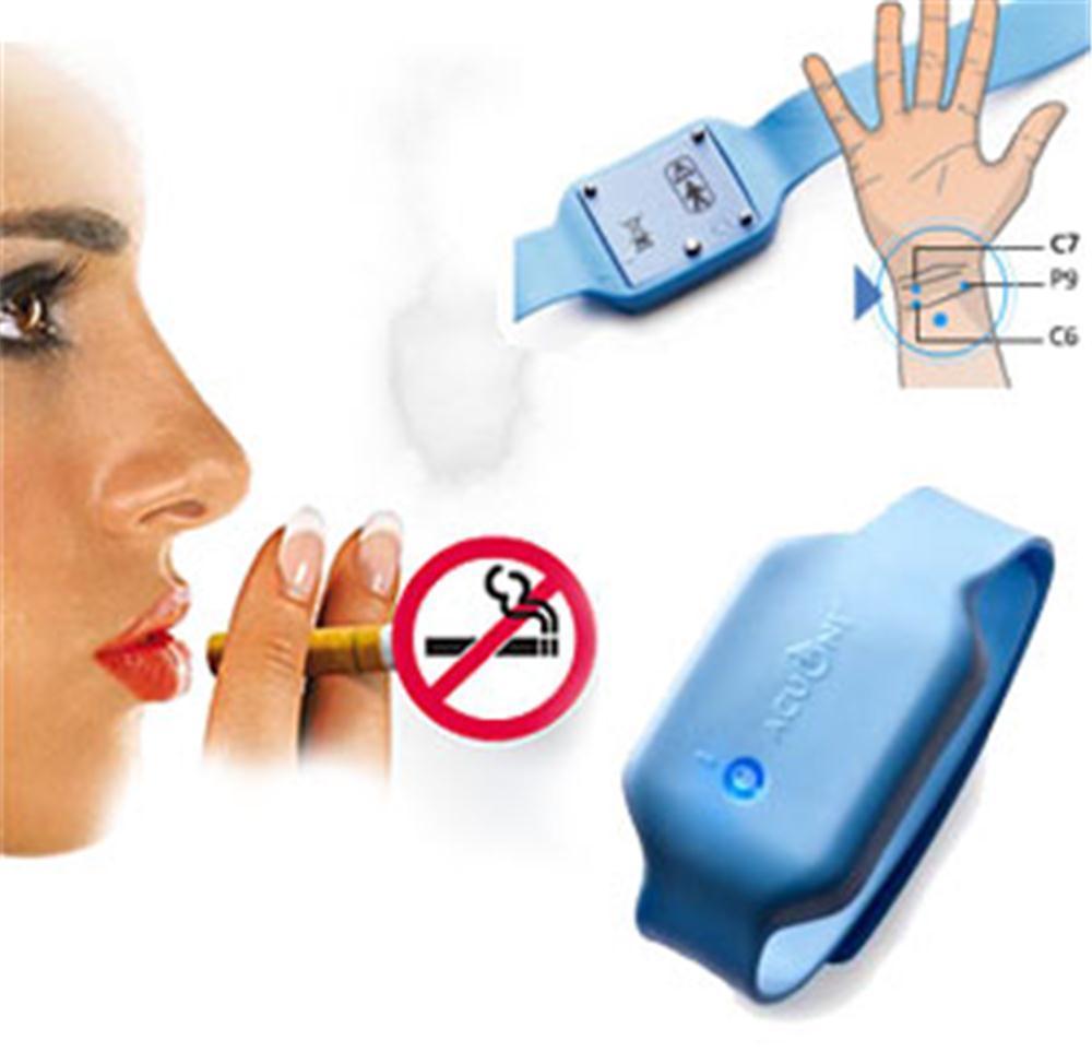 AcuOne Bracelet Anti-Tabac par Électro-Acupuncture