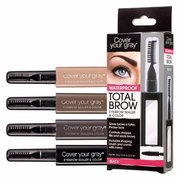 Cover Your Gray Mascara Pour sourcils