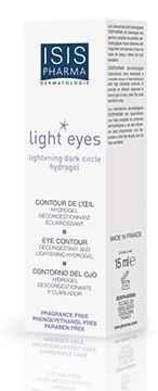 ISISPHARMA LIGHT EYES HAUTE PROTECTION SPF 30