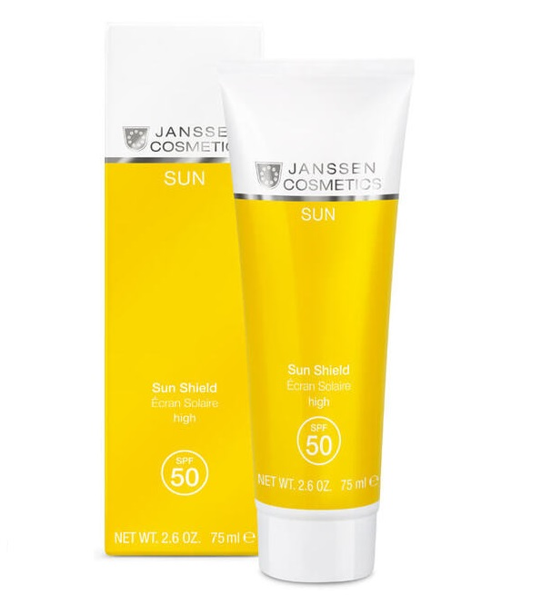 Janssen Cosmetics Ecran solaire high spf50 75ml