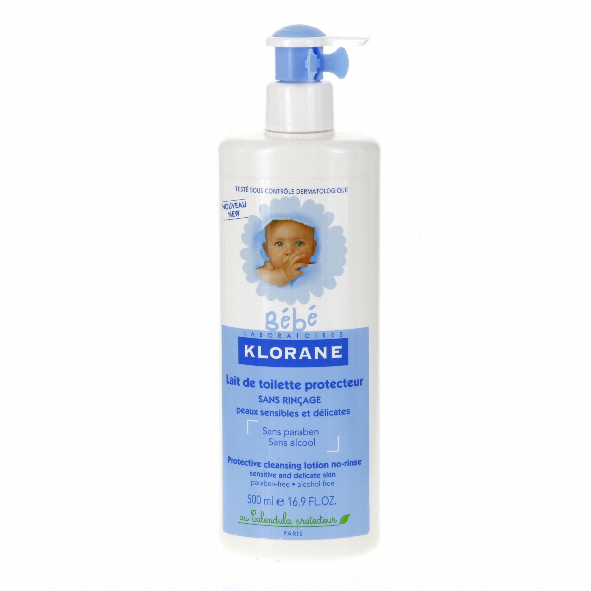 Klorane Lait de Toilette Protecteur (500 ml)