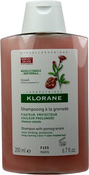 Klorane Shampooing à la Grenade (200 ml)