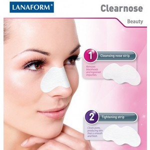 Lanaform Patch purifiant pour le nez points noirs
