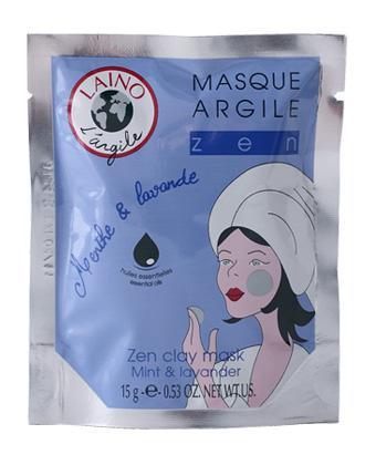 Laino Argile Verte Les Masques Monodoses Masque Zen (15 ml)