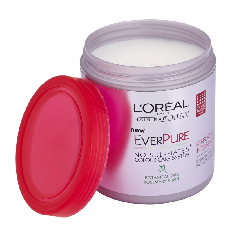 L'Oreal Paris Hair Expertise EverPure Intense Mask 200ml
