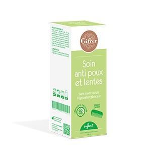 Gifrer Soin anti-poux et lentes (100 ml)