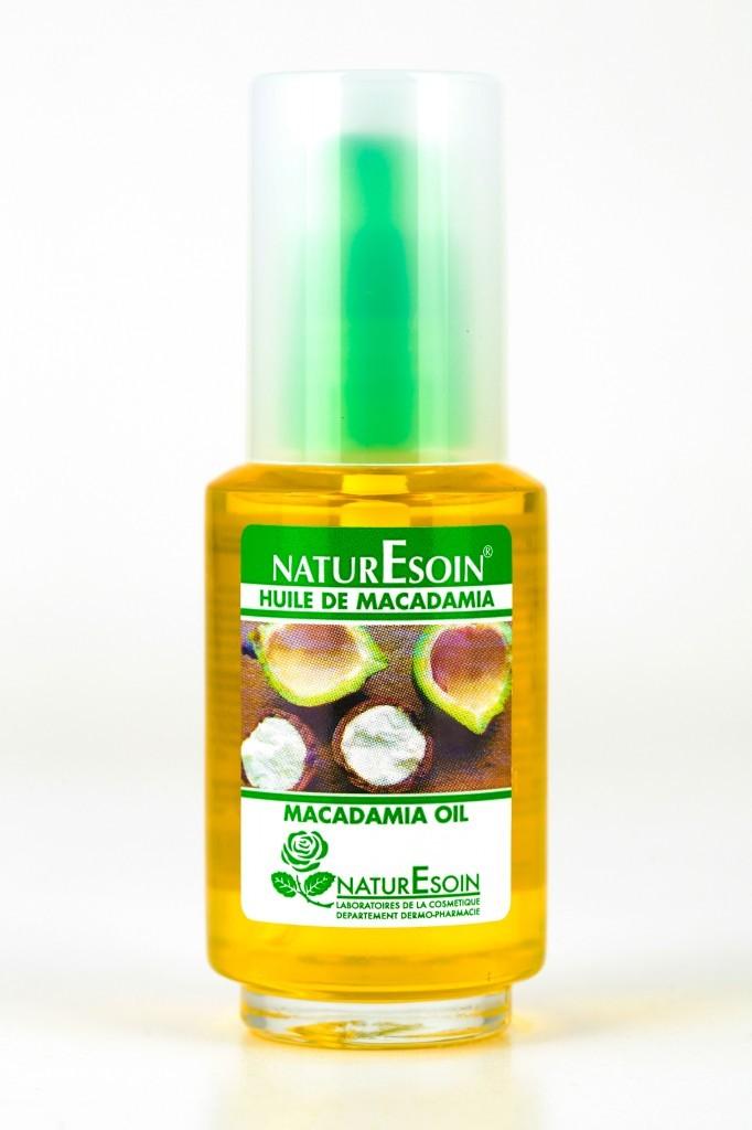 NaturEsoin Huile de Macadamia 50 ml