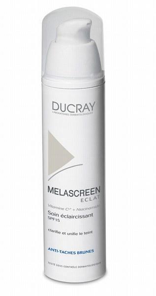 Ducray Melascreen Eclat Soin Eclaircissant Crème Légère SPF15