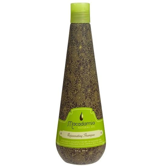 Macadamia Natural Oil Rejuvenating Shampoo - Shampooing Hydratant Pour Cheveux Secs et Abîmés 300ml