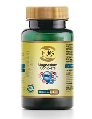HUG Magnesium Complexe (90 capsules)