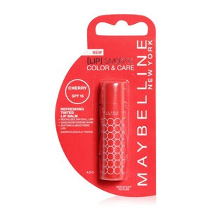 Maybelline smooth color & care Stick labial spf 16