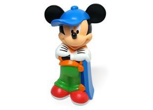 Disney Mickey Gel Douche Enfant 3D (300 ML)