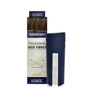 Nanogen® Nanofibres Keratine 100% naturelle camouflage cheveux 30g