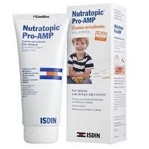 Nutratopic Pro Amp crème émoliente 200 ml