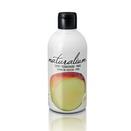 Naturalium Shampoo and contitioner - Mango 400ml