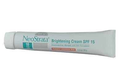 neostrata brightening cream spf15 cr me eclaircissante parapharmacie au maroc. Black Bedroom Furniture Sets. Home Design Ideas
