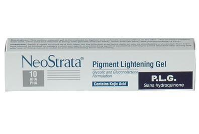Neostrata Pigment Lightening Gel PLG Dépigmentant Sans hydroquinone 10 PHA/AHA 40g