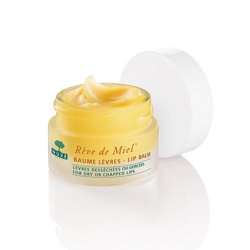 Nuxe Rêve de miel baume lèvres