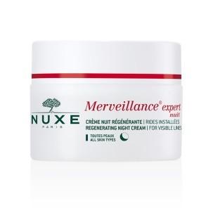 Nuxe Merveillance Expert Crème Nuit Régénérante (50 ml)