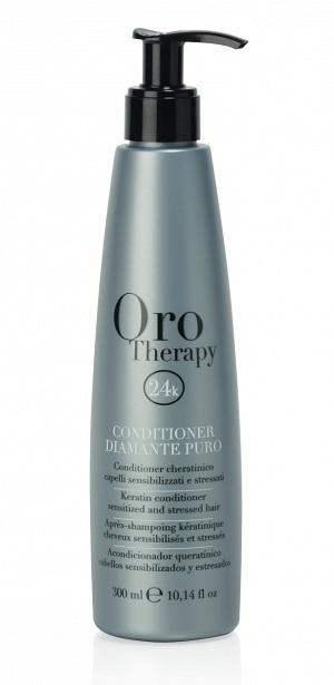 Oro Therapy 24k Après shampoing Keratinique 300 ml