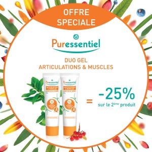 Pack Duo Gel Articulations & Muscles 2ème -25%