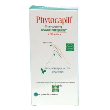 Phytocapill Shampooing Usage Fréquent