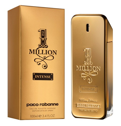 Paco rabanne One million intense Eau de Toilette homme 100 ml