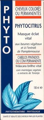 Phyto Masque Eclat Vital Phytocitrus 100 ml