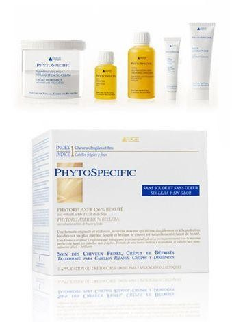 Phytospecific Phytorelaxer Index 1 Cheveux fragiles et fins