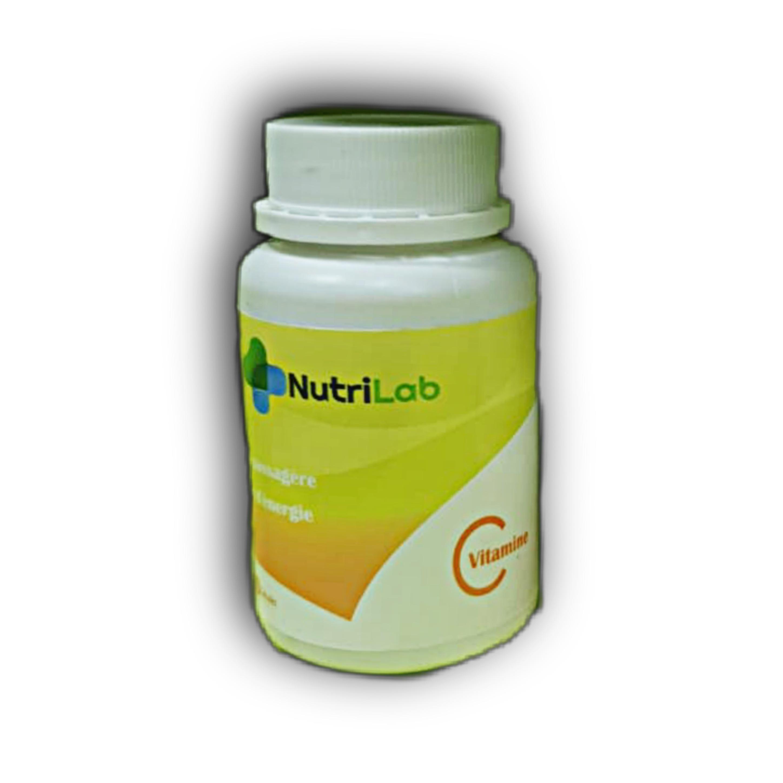 Nutrilab vitamine c (60 gélules)